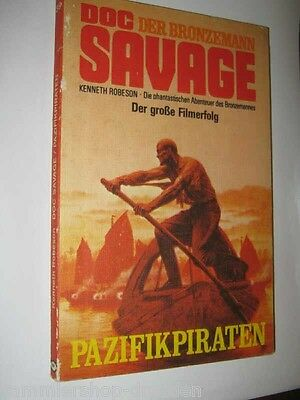 Robeson Pabel  Doc Savage der Bronzemann Band 39 Pazifikpiraten