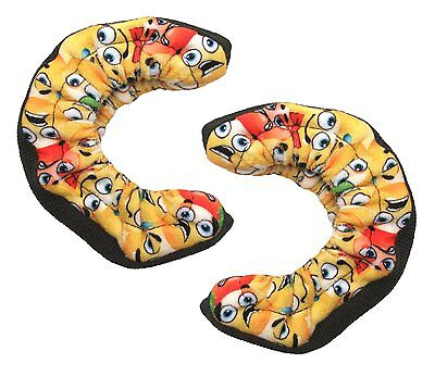 A&R Sports TuffTerrys Terry Cloth Hockey Skate Blade Cover Protector, Emojis