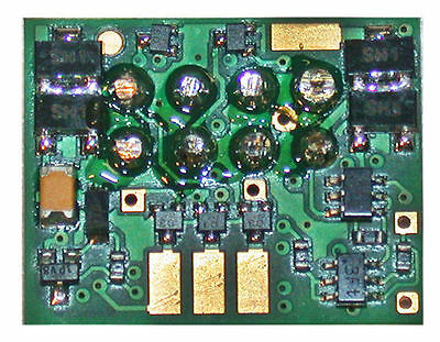 TCS DP5 HO Scale DCC 5-Function Plug-in Decoder for Atlas Athearn Kato 1335