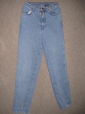 Harley-Davidson Brand Womens Jeans-X-Small-Sz-2-Cotton/spandex-Made In U.s.a.