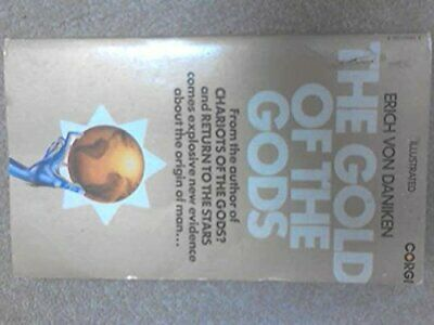 Gold of the Gods by Daniken, Erich von Paperback Book The Cheap Fast Free Post