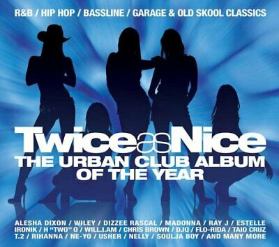 Various Artists - Twice As Nice: The Club Album Of ... - Various Artists CD 0GVG