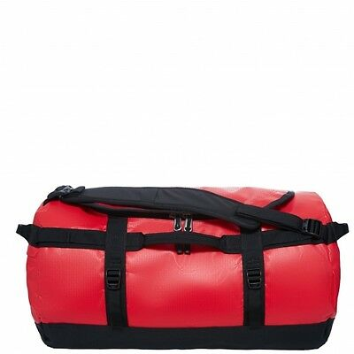 The North Face Base Camp Duffel S TNF rot/schwarz Reisetasche