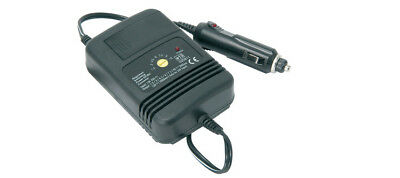 REGULATED DC/DC CAR ADAPTOR - 2000mA with Multi Voltage & Multiple Tips