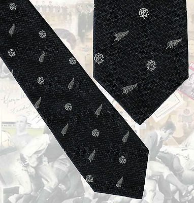 Barbarians v New Zealand, circa 2009 RUGBY TIE