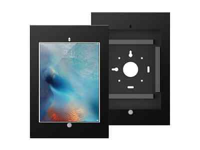 Tablet Wall Mount Enclosure w/Anti-Theft Function Apple iPad Holder-13in Screen