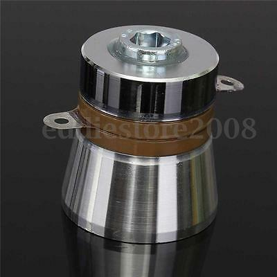 Efficiency High Conversion 60W 40KHz Ultrasonic Piezoelectric Transducer Cleaner