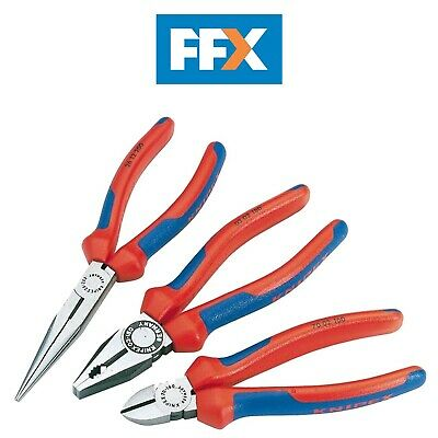 Knipex KPX002011 Assembly Pack Plier Set of 3