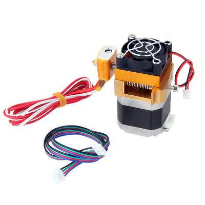 Geeetech Upgrade Extruder with 0.3mm nozzle Motor for MK8 Prusa 3D Printer