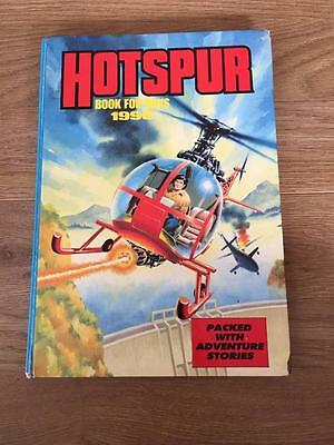 The Hotspur Book For Boys Annual 1990