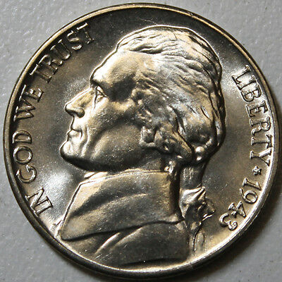 1943-D Silver Full Step FS Gem BU Jefferson Nickel (SP)