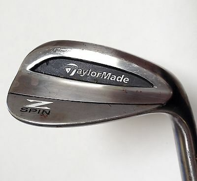 TaylorMade Z spin 56 Degree, Right Hand, XP Dynalite Gold S300