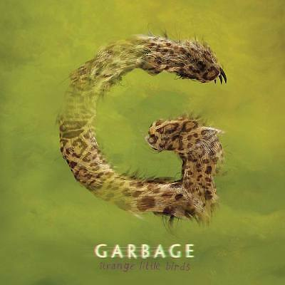 GARBAGE Strange Little Birds CD 2016 * NEW