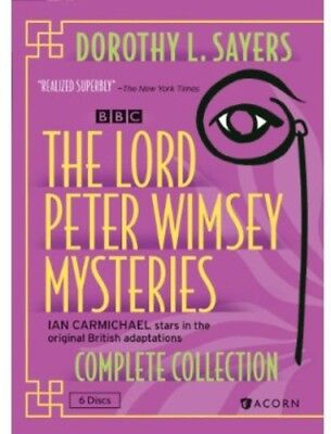 The Lord Peter Wimsey Mysteries: Complete Collection [New DVD]