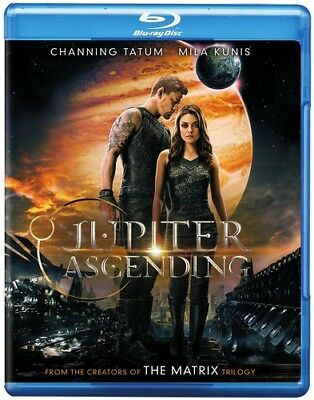 Jupiter Ascending [New Blu-ray] With DVD, 2 Pack, Digitally Mastered In Hd