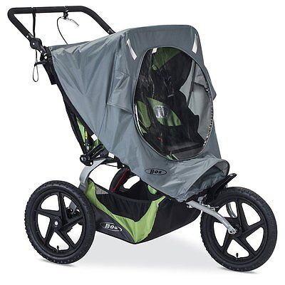 Bob 2016 Weather Shield for Sport Utility & Ironman Duallie Strollers! S01756500
