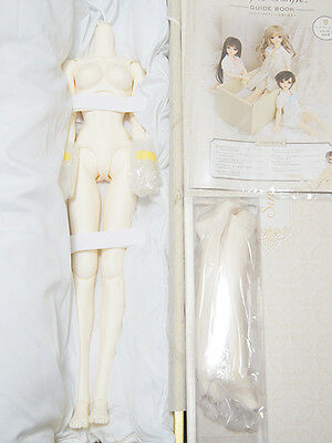 NEW Volks Super Dollfie/ SD16 Girl Body White Skin, Limited Hand