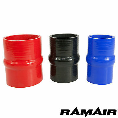 Ramair Silicone Hump Hose - Joiner Tube Turbo Coupler Pipe Air Boost Intercooler