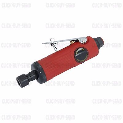 "1/4"" 6 Mm Straight Air Die Grinder Compressor Grinding Tool Tools Polishing New"