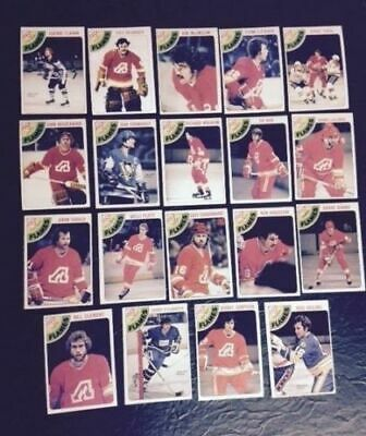 1978-79 OPC ATLANTA FLAMES Select from LIST NHL HOCKEY CARDS O-PEE-CHEE