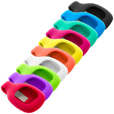 PROWORX Silicone Replacement Clip Belt Holder Case Cover for Fitbit Zip Tracker
