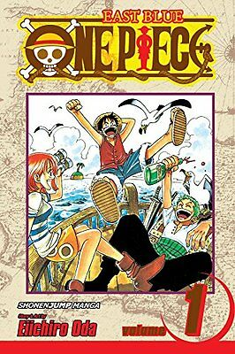 One Piece Vol 1 Romance Dawn By Eiichiro Oda 4 02