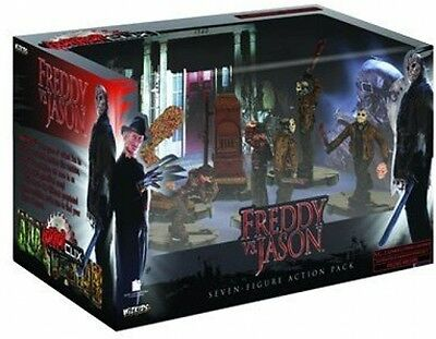 Wizkids Games Horrorclix Action Pack Freddy Vs. Jason