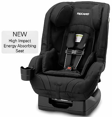 Recaro Roadster Convertible Child Safety Car Seat Midnight NEW 2016