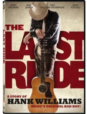 The Last Ride [New DVD] Ac-3/Dolby Digital, Dolby, Subtitled, Widescreen