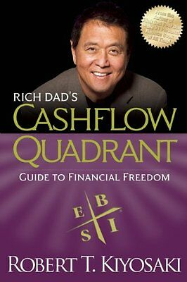 Rich Dad's CASHFLOW Quadrant: Rich Dad's Guide to Financial Freedom New Paperbac