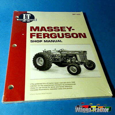 massey ferguson 202 manual pdf