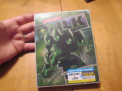 X-Men The Last Stand Blu-Ray & Digital Hd Limited Edition Steelbook Rare New