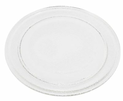 Premium Quality Round Flat Universal Microwave Glass Turntable Plate Dish 245mm