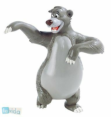 Baloo figure from Disney's - The Jungle Book - BULLYLAND 12381
