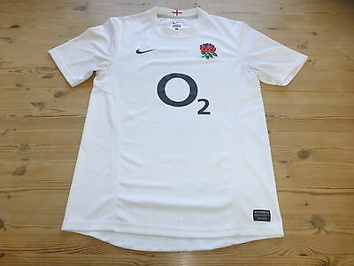 England Nike Rugby Football Jersey Shirt Top Small