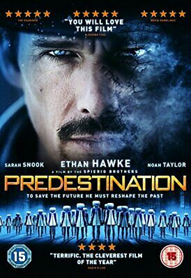 Predestination [DVD] (2014) - DVD  UMVG The Cheap Fast Free Post