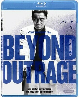 Beyond Outrage [New Blu-ray] Ac-3/Dolby Digital, Dolby, Subtitled, Widescreen