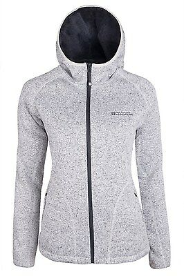 Mountain Warehouse Nevis Womens Fur Lined Hoodie