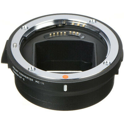 Sigma MC-11 Mount Converter For Canon EOS To Sony FE