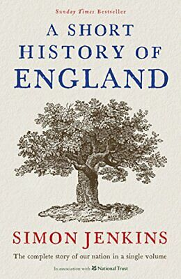 A Short History of England by Jenkins, Simon Book The Cheap Fast Free Post
