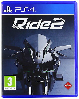 Ride 2 (PS4) [New Game]