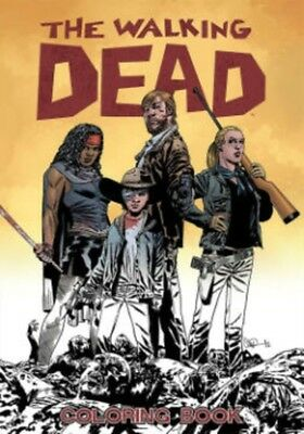 The Walking Dead Coloring Book (Colouring Books) (Paperback), Adl. 9781632157744