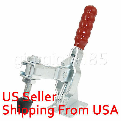 New 101D 180Kg 397Lbs Quick Holding Vertical Handle Toggle Clamp