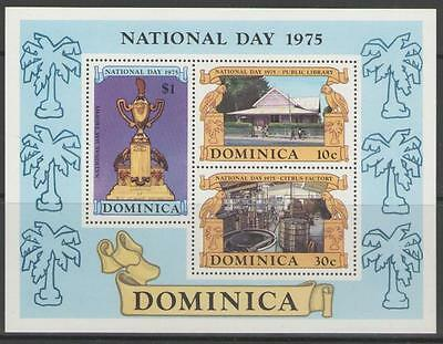 Dominica Sgms481 1975 National Day Mnh