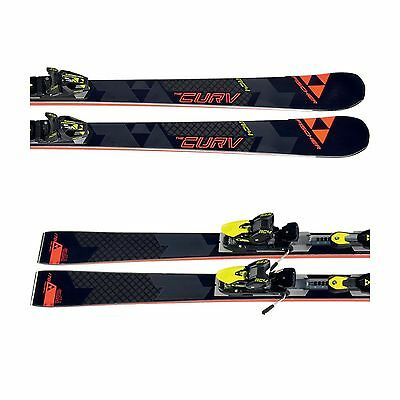 Fischer Race Carver Ski RC4 The Curv CB mit Bindung Set RC4 Z13 FF Race NEU 2017