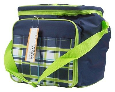 Imperial Home Picnic Backpack Cooler Tote with 2 Place Setting