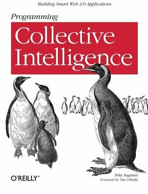 Programming Collective Intelligence: Building Smart... by Toby Segaran Paperback