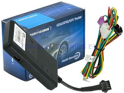 Real Time Car Truck GPS Tracker GSM GPRS System Vehicle Tracking Device TK06A