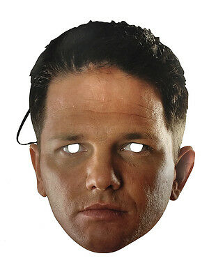 Official TNA Impact Wrestling AJ Styles Cardboard Face Mask