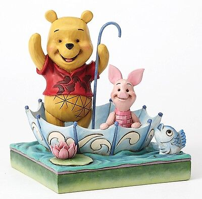 Disney Traditions 50 Years of Friendship (Winnie the Pooh & Piglet)